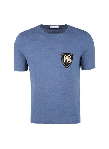 Balmain Tişört İndigo